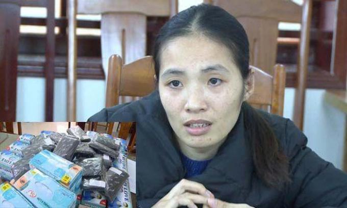 Thanh Hóa: Bắt giữ đối tượng thu gom và 'thổi giá' gần 2000 chiếc khẩu trang y tế