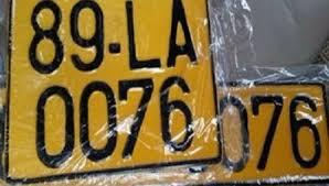 Bộ Công an: Đổi biển số taxi sang màu vàng là lãng phí, không phù hợp