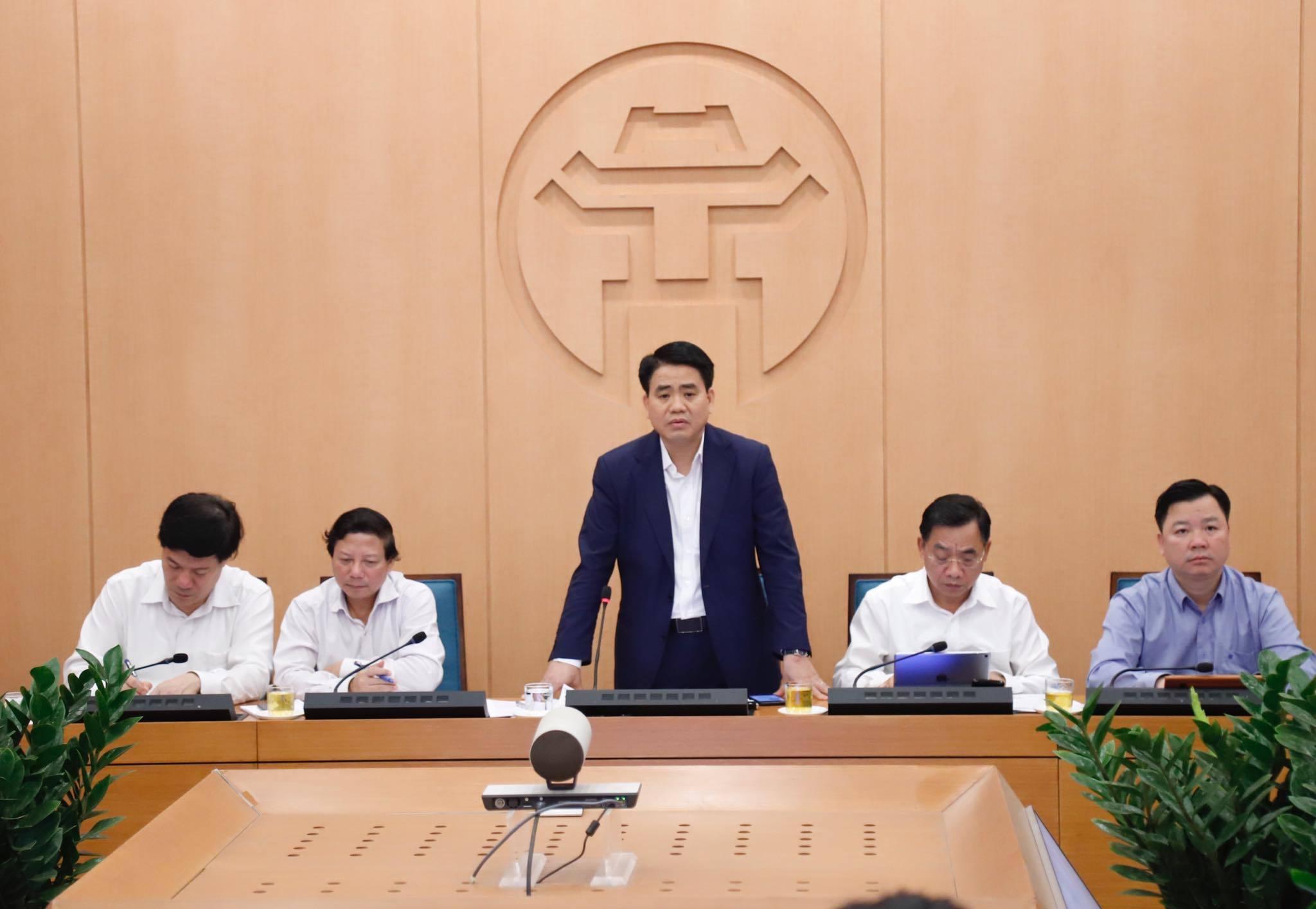 [CLIP] Chủ tịch UBND TP Hà Nội nói về trường hợp nhiễm Covid - 19 đầu tiên của Thủ đô và các bài học kinh nghiệm