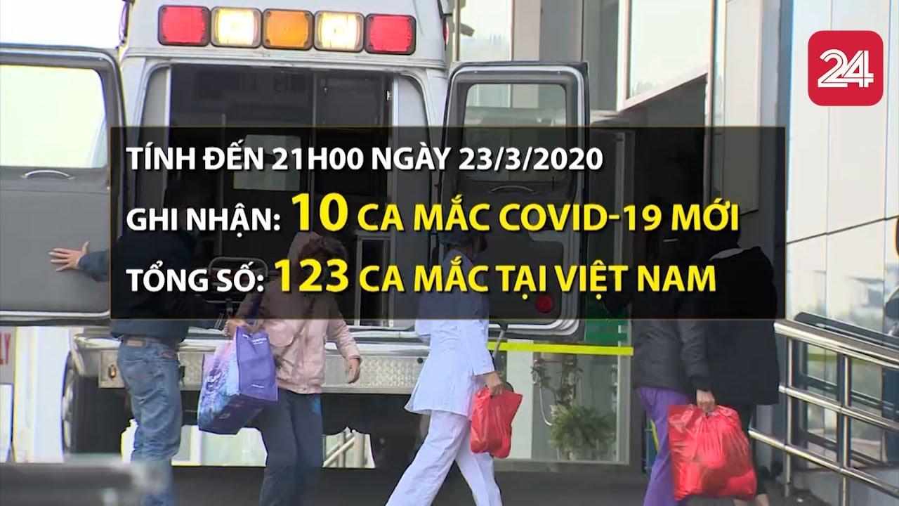 Toàn cảnh phòng chống dịch COVID-19 ngày 23/3/2020: Cách ly gần 1.600 người ở Bến Tre