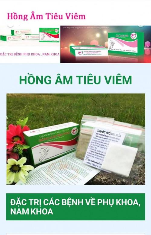 Lưu hành 'không phép', chất lượng sản phẩm Hồng âm tiêu viêm ra sao?