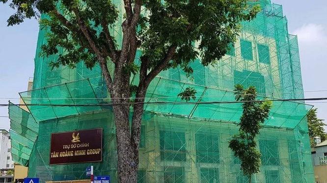 Tân Hoàng Minh 'lỡ hẹn' với đất vàng 24 Quang Trung