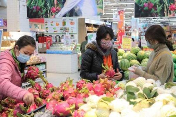 Hà Nội đảm bảo nguồn cung hàng hóa trên địa bàn