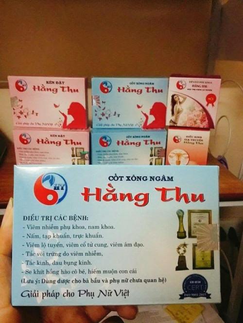 Công ty TNHH Hằng Thu Pharma 'qua mặt' Sở Y tế Khánh Hòa?