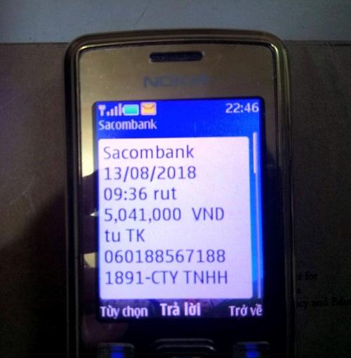 Sacombank: Rủi ro tăng cao vì ngày càng đơn giản để tạo ATM giả rút tiền?