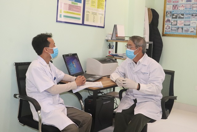 Khi bác sĩ về hưu tình nguyện tham gia chống dịch