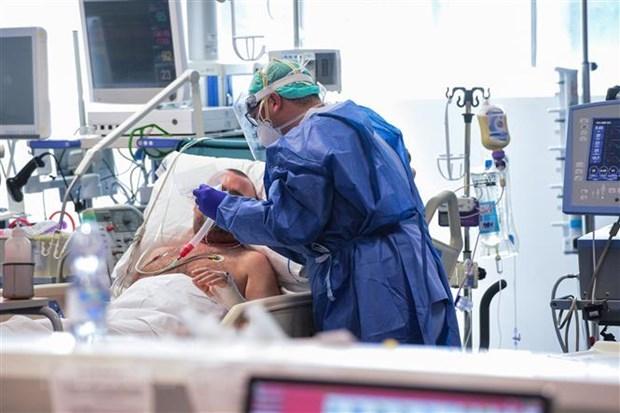 Số ca tử vong vì COVID-19 ở Italy vượt mốc 4.000 người