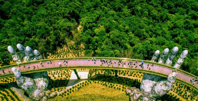 Báo Mỹ ngợi ca Cầu Vàng trong tốp những cây cầu ấn tượng nhất thế giới