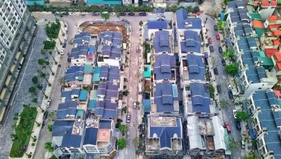 Quy hoạch dự án Green Pearl 378 Minh Khai bị phá vỡ,