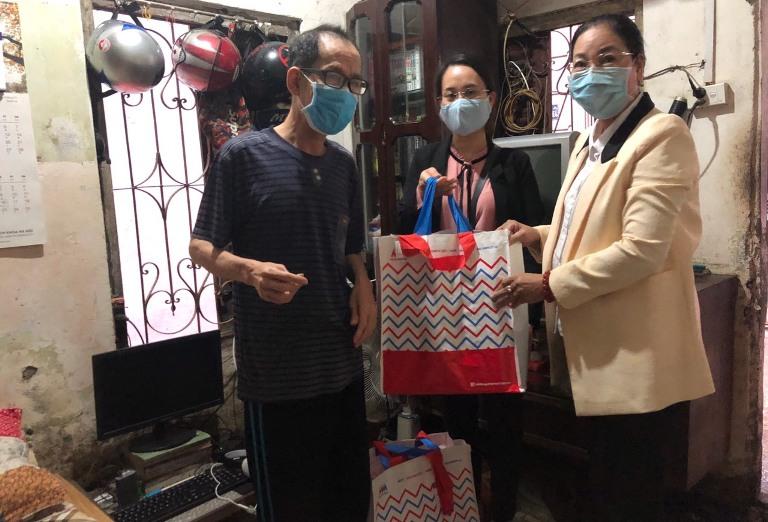 Quận Hoàng Mai:Thực hiện tốt các biện pháp đảm bảo an sinh xã hội