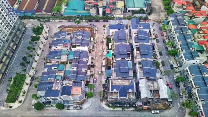 Quy hoạch Dự án Green Pearl 378 Minh Khai bị phá vỡ: Bí ẩn 8 lô liền kề biến mất!