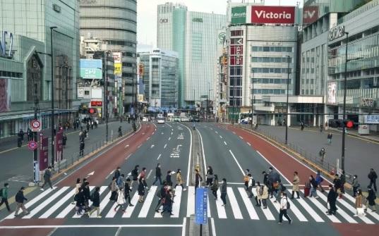 Nhật Bản chính thức công bố tình trạng khẩn cấp vì Covid-19
