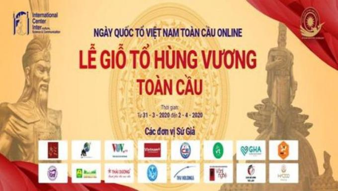 Ngày Quốc Tổ Việt Nam toàn cầu online: Kết nối đồng bào Việt