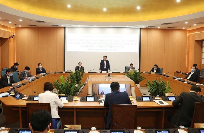 Hà Nội: Triển khai hàng loạt nhiệm vụ quan trọng phòng chống dịch, phát triển kinh tế xã hội