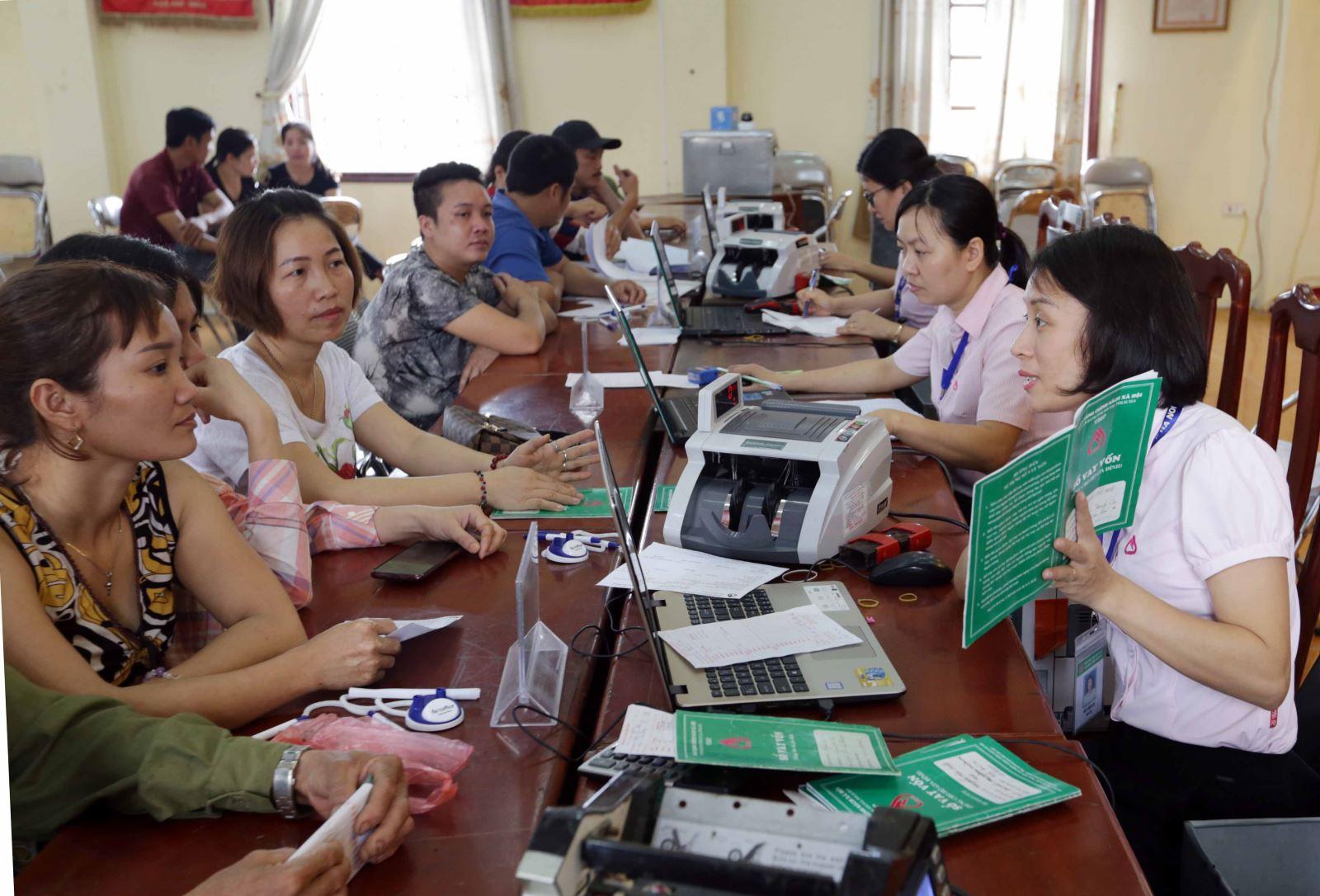 Hà Nội giao 650 tỷ đồng vốn ủy thác giúp người nghèo vượt khó
