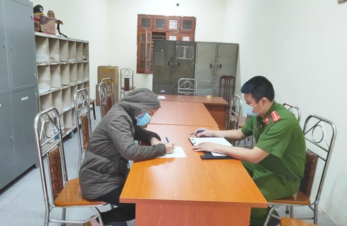 Công an Hà Nội lập hồ sơ xử lý 78 trường hợp tung tin sai sự thật về dịch Covid 19