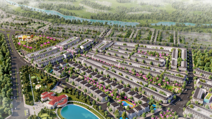 """Bất động sản bật lên tại những """"vùng đất mới"""" hậu Covid-19"""
