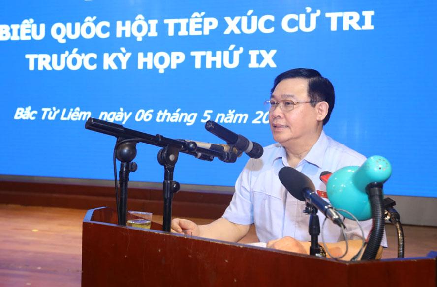 Bí thư Thành ủy Hà Nội: Xử lý nghiêm, không bao che cho tham nhũng vặt