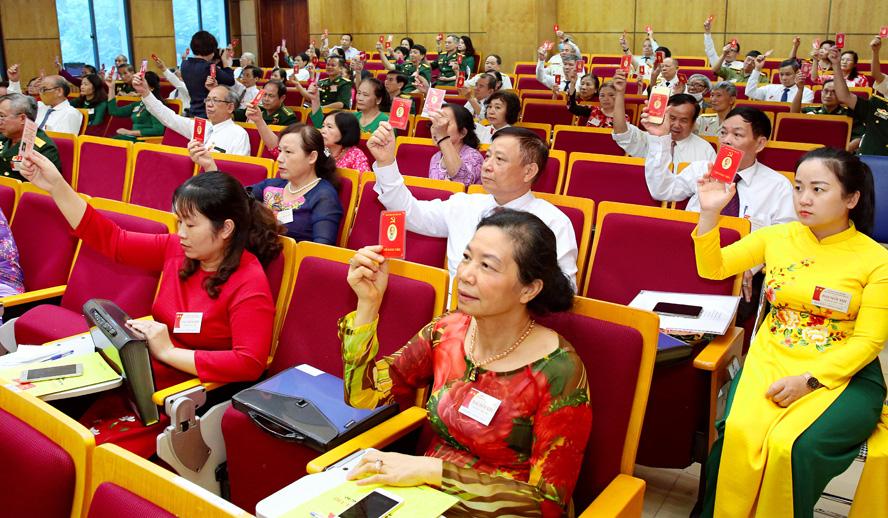 Hà Nội tổ chức đại hội đảng bộ cấp cơ sở nhiệm kỳ 2020-2025: Tiến độ nhanh, chất lượng cao