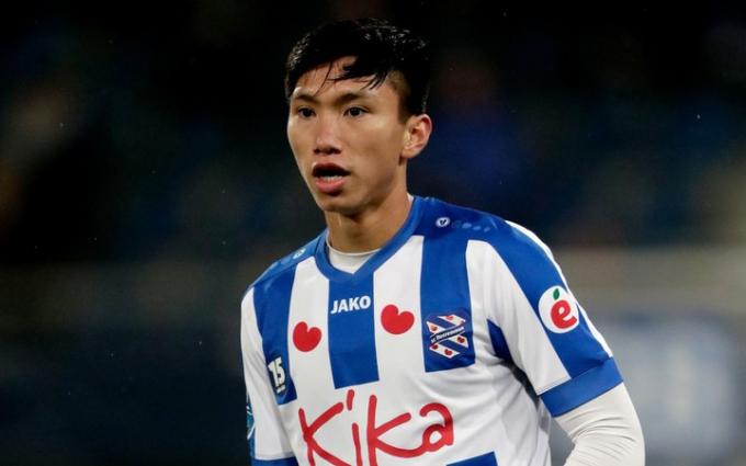 Đoàn Văn Hậu sẽ nhận mức lương bao nhiêu nếu ở lại SC Heerenveen?