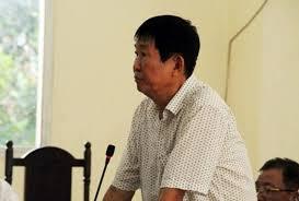 Bị phạt tù, Cựu giám đốc sở địa chính kêu oan