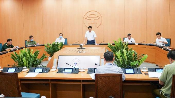 Nguy cơ lây nhiễm COVID-19 ở Hà Nội chưa hết