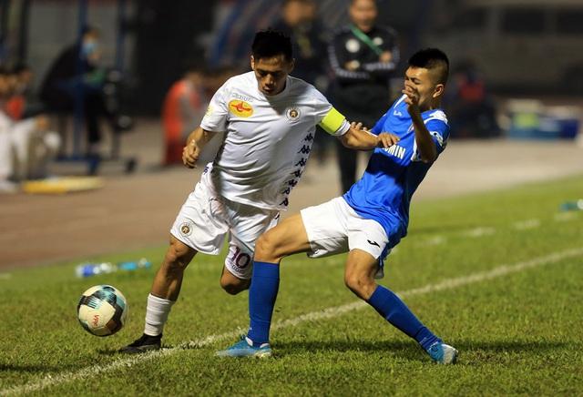 V-League đá 5 ngày/trận, cộng dồn điểm cả 2 giai đoạn để xếp hạng