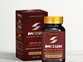 Thực phẩm bảo vệ sức khỏe Mr.Sun vi phạm quy định pháp luật về quảng cáo