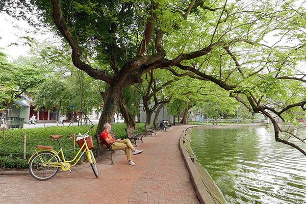 Dự báo thời tiết ngày 28/5: Giữa hè Hà Nội mát mẻ như mùa thu