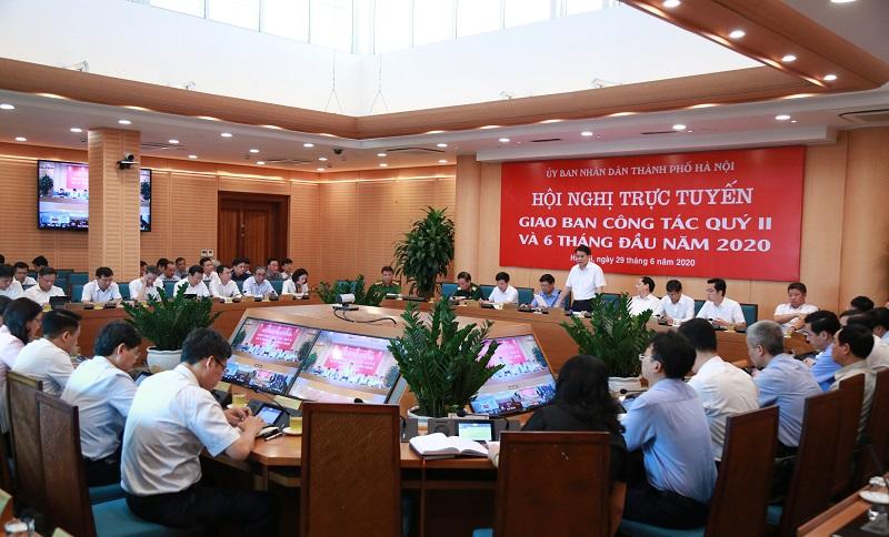 Dù tác động bởi dịch Covid-19, kinh tế Hà Nội 6 tháng đầu năm 2020 vẫn duy trì tăng trưởng