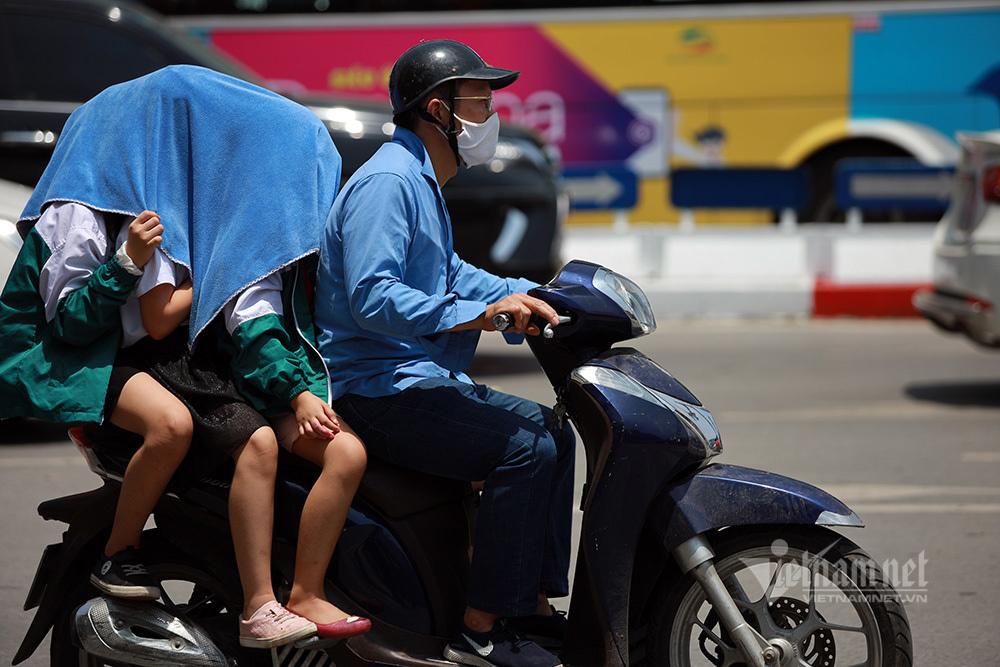 Dự báo thời tiết 20/6, Hà Nội nắng nóng gay gắt, tiến đến mốc 39 độ