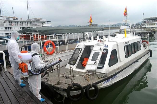 Phát hiện thêm 1 thuyền viên nhiễm Covid-19 từ Malaysia nhập cảnh về cảng Vũng Tàu