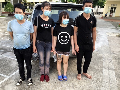 Tiến hành cách ly 8 người nhập cảnh trái phép từ Trung Quốc vào Việt Nam