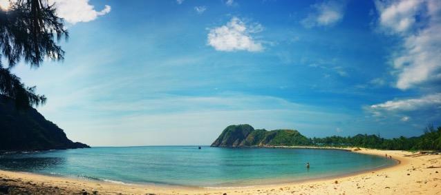 Vẻ đẹp hoang sơ tự nhiên của biển Phú Yên