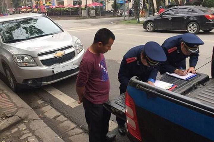 Danh sách mới nhất 56 tuyến phố cấm đỗ xe trên vỉa hè tại Hà Nội
