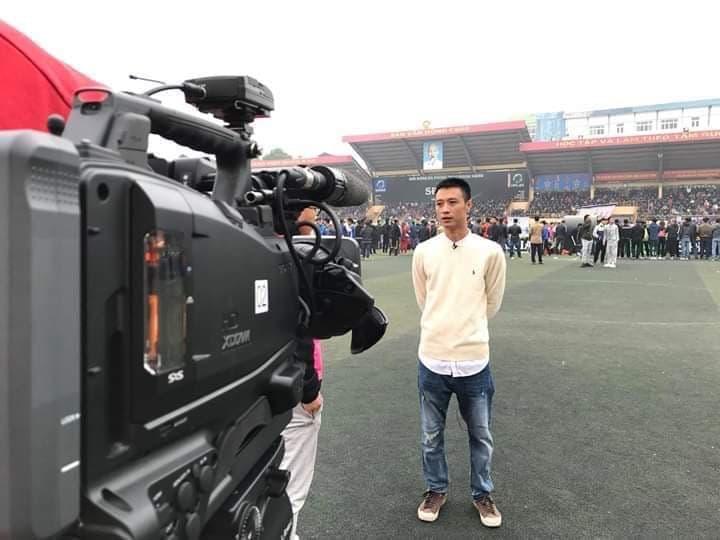 Đặng Hoàng Dương và câu chuyện người đại diện cầu thủ bóng đá ở Việt Nam