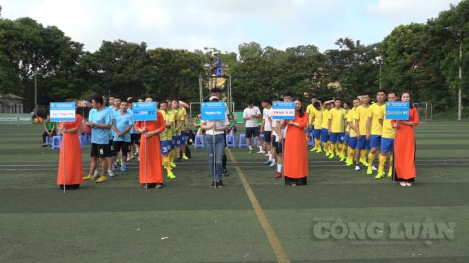 """Kỷ niệm 17 năm thành lập, Công ty Toàn Á sôi nổi tổ chức giải bóng đá Cúp """"Toàn Á Open 2020"""""""
