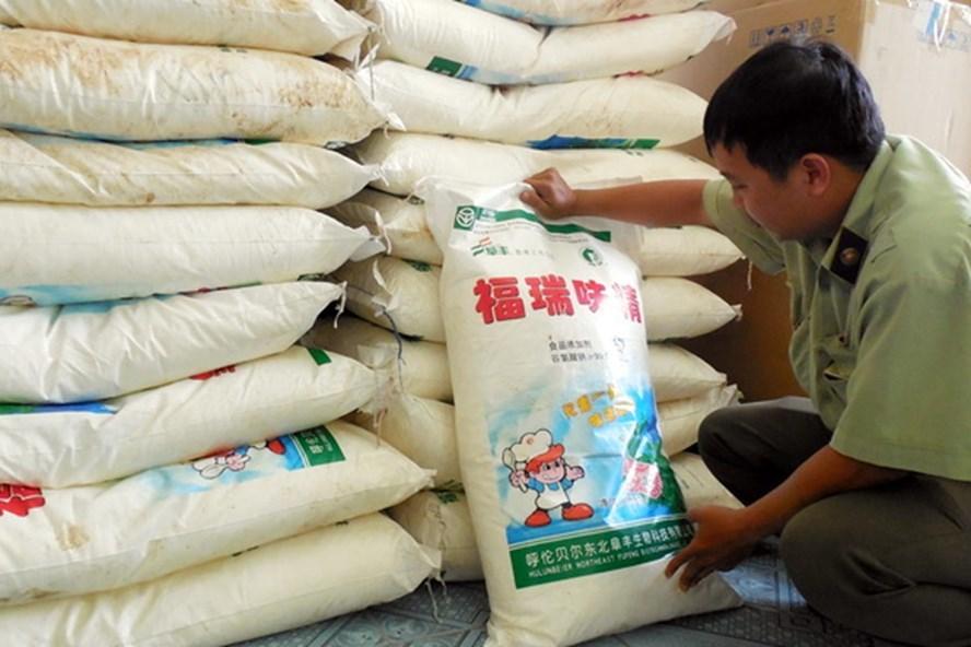 Trung Quốc bán nhiều bột ngọt nhất cho Việt Nam