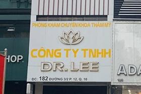 """Thẩm mỹ viện Dr Lee: Dùng bệnh viện làm """"bia đỡ"""" để quảng cáo nhận làm thẩm dịch vụ mỹ trái phép?"""