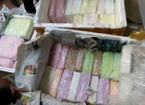 Kinh hoàng quy trình sản xuất kem siêu rẻ 25 nghìn đồng/1kg