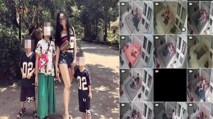 Thông tin mới nhất về vụ lộ clip cô gái bán khỏa thân, để trẻ em đụng chạm 'nơi nhạy cảm'