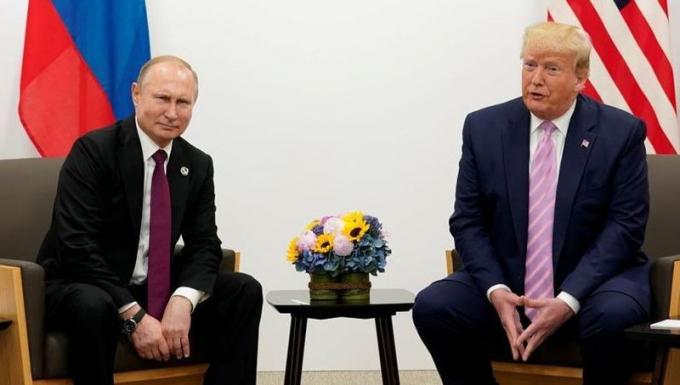 Tổng thống Nga - Mỹ bất ngờ thảo luận về kiểm soát vũ khí