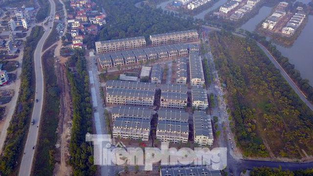 Kiểm điểm loạt cán bộ để chủ dự án vườn Vạn Tuế 'xây chui, bán trộm' thu hàng trăm tỷ