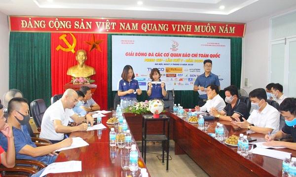 Bốc thăm vòng loại Press Cup 2020 khu vực Hà Nội