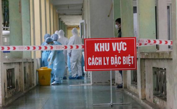 Việt Nam có thêm 6 ca mới mắc COVID-19, ghi nhận bệnh nhân thứ 847