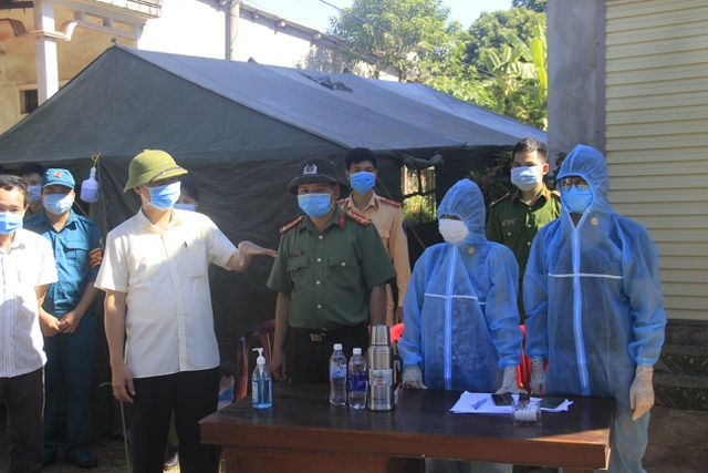 Quảng Trị: Bệnh nhân Covid-19 khai nhầm điểm đến, chủ quán cháo bị cách ly oan