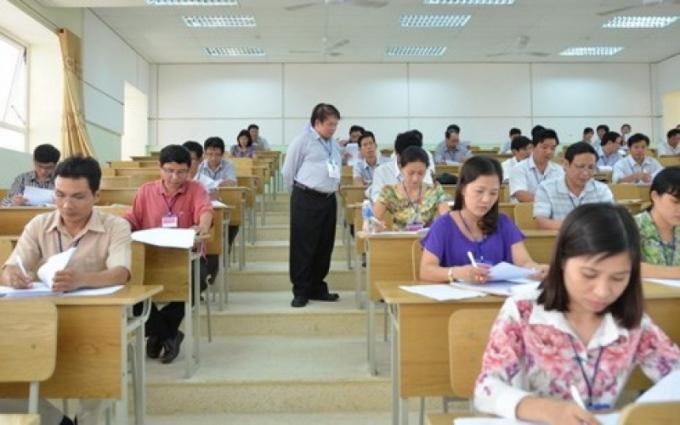 Các địa phương bắt đầu chấm thi tốt nghiệp THPT từ ngày 11/8