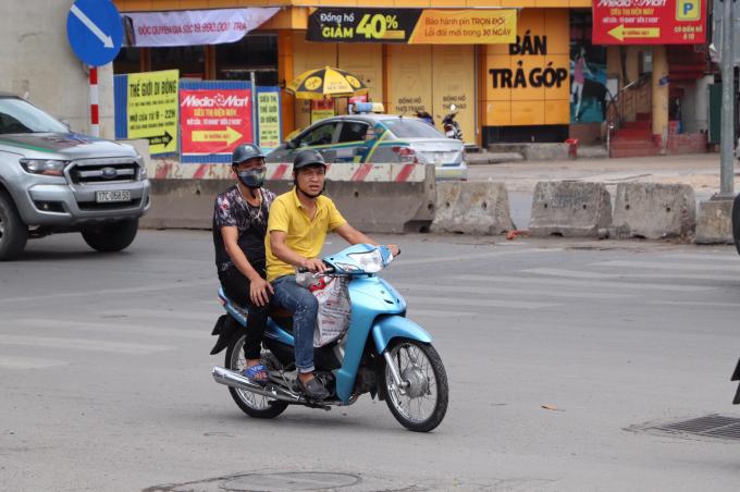 Hà Nội: Nhiều người vẫn chủ quan với đại dịch Covid-19 quay trở lại