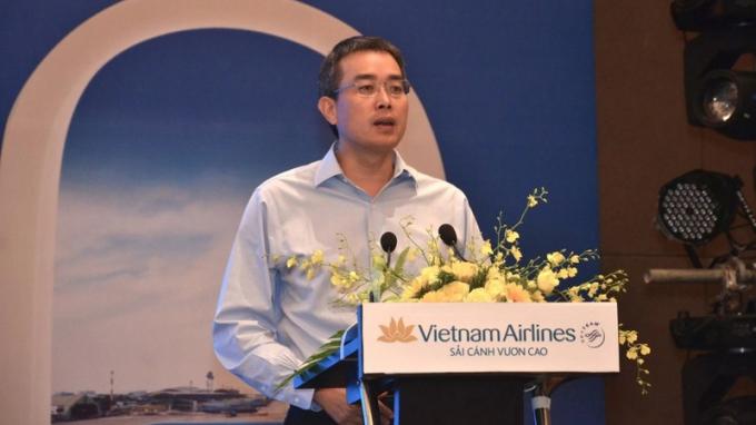 Vietnam Airlines có tân Chủ tịch thế hệ 7X