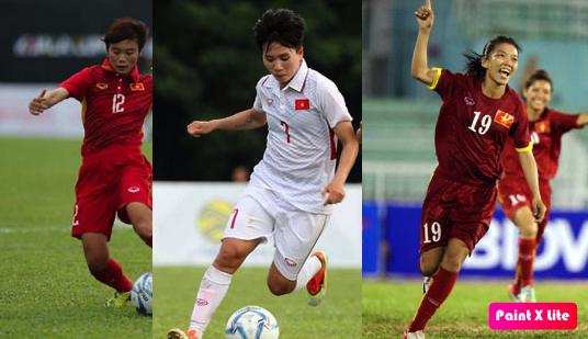 Chân dung 3 tuyển nữ Việt Nam sang Bồ Đào Nha chơi bóng là ai?